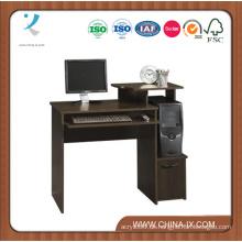 Kompakter Computertisch mit Regal und Schublade