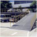 Galvanized Steel Bar Grid Ramps