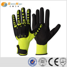 sunnyhope car driving gloves with TPR chips