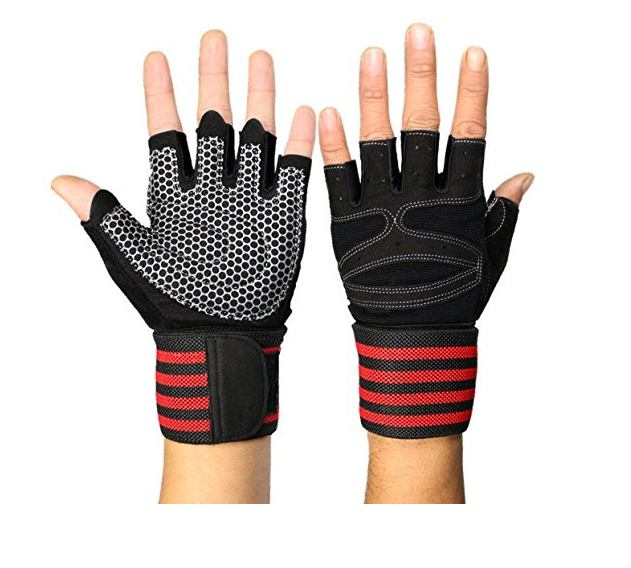 Breathable Dumbbell Gloves
