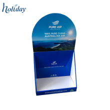 Hot Selling Custom Made Walmart PDQ Cardboard Display For Cosmetics