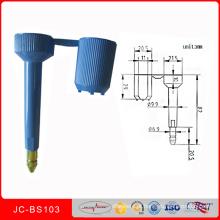 Selo personalizado do parafuso de recipiente para venda Jcbs103