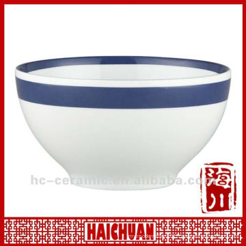 Porcelain cereal bowl, customized cereal bowls