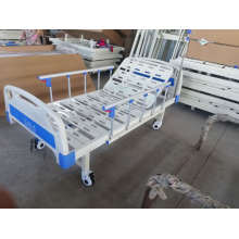 ABS Material One Manual Crank Medical Bed
