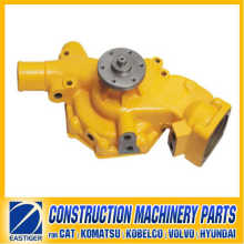 6209-61-1100 Bomba de agua S6d95 Komatsu Construction Machinery Piezas del motor