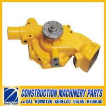 6209-61-1100 Bomba de água S6d95 Komatsu Construction Machinery Peças de motor
