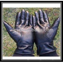 winter leather gloves men