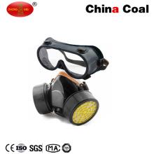 Máscara de gas reemplazable del polvo del filtro de la garantía del comercio del precio de fábrica