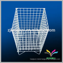 Warehouse use logistic pallet trolley green epoxy coating stacking rack