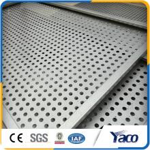 Perforadora para metal, rejilla de altavoz perforada de malla metálica