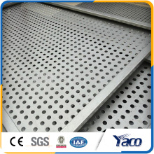 Hole punch for metal, perforated metal mesh speaker grille