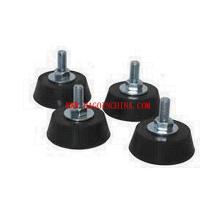 Pies de goma de silicona resistentes a alta temperatura