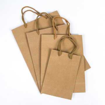 Kraft Factory Directly Sale Paper Bag