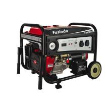 5kw Ce Electric / Rückstoß-Start-beweglichen Benzin-Generator (FB6500E) für den Heimgebrauch