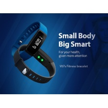 TPU Bluetooth Heart Rate Touch Screen Bracelet