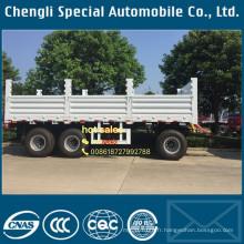 TOW Dolly tracteur remorque Cargo camion remorque timon/timon remorque