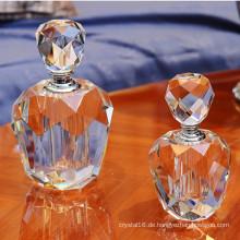 Moderne einfache K9 Crystal Parfüm Flasche Geschenk