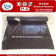 High Polymer Self-Adhered Waterproofing Membrane in Roll