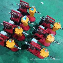 Máquina portátil de filtro de aceite de transformación