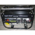 Générateur d'essence de jardin de puissance de 5.0kw AVR