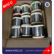 MICC elemento de calefacción de níquel-cromo