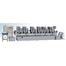 Intermittent Letter Press High-Speed Label Presses (SUPER-320)