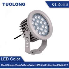 Foco LED IP65 Color RGB a prueba de agua que cambia el reflector al aire libre de la venta caliente del reflector de 30W LED