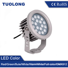 LED Spotlight IP65 Waterproof RGB Color Changing 30W LED Floodlight Hot Sale Outdoor Floodlight