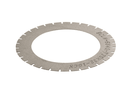 The Hubless Nickel Dicing Blade for PCB