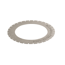 The Hubless Nickel Dicing Blade for Packaging Materials