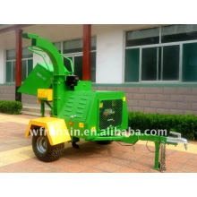 wood crusher machine with CE aproved