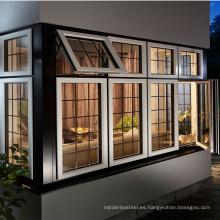 Parrilla de ventana de acero diseño imagen ventana y puerta de aluminio