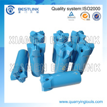Quarry Use Carbide Cross Drill Bit for Air Rock Drill