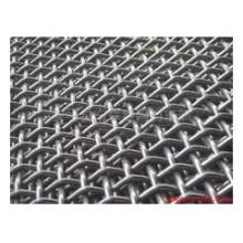 Vendas de alta qualidade crimped wire mesh