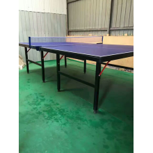 Single Folding Table Tennis Table