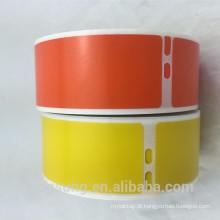 Etiqueta de papel térmico compatível 30252