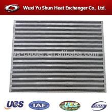 Chinesischer Hersteller von Plattenflosse Kühler Kern