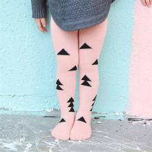 Star Moon Designs Algodão Algodão Meias / Pantyhose Fantasia Designs Boa Qualidade Little Girl Dance Tights