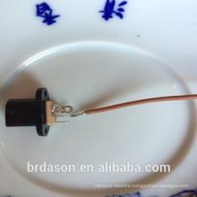 ultrasonic electrical wire splicing and joint