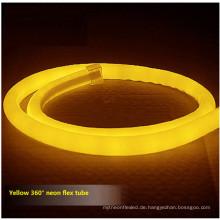 Partei-Weihnachtswort ultra dünnes geführtes Flex-Lampen-Preis-Neonröhren-Licht