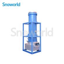Снежный мир из нержавеющей стали трубка льдогенератор испаритель