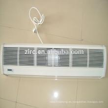 Cortinas de aire industriales para cámaras frigoríficas y habitaciones refrigeradas