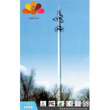 Torre móvel independente de 30 m para área residencial