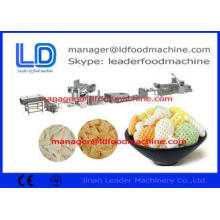 Stainless Steel 2d 3d Snacks Pellets Food Machine For Puffe