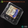 Cajas de clamshell blueberry plástico