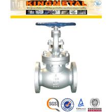 ANSI 1/2/3 PC Pn16 Wcb Precio de la válvula de globo de acero al carbono