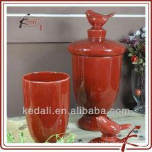Чашечка для домашнего очага с крышкой TGD127R