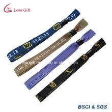 Vente en gros Bracelet tissé Polyester promotionnel