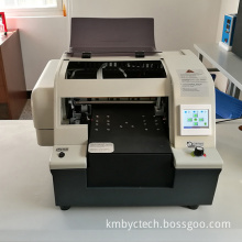 high quality a4 New Condition and small Digital Printer Type uv flatbed printer in hot sale
