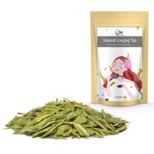 Melhor Chá Verde Preço Da Marca China Orgânica Emagrecimento Dragão Do Lago Oeste Bem Longo Jing / Longjing / Lung Ching Chá Verde